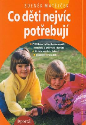 skola knihy Co děti nejvíc potřebují 1