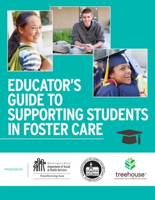 skola knihy Educator's guide to supporting students in foster care